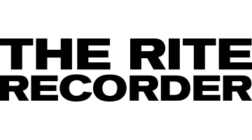 The Rite Recorder Archives